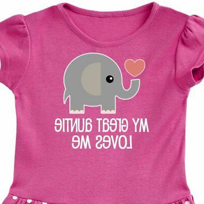 Inktastic Auntie Me Childs Clothes