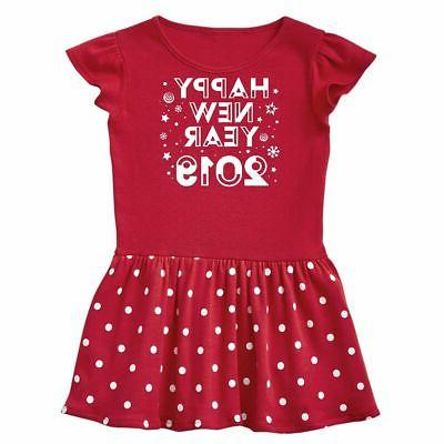 happy new year 2019 infant dress years