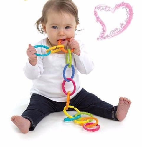 HOT Sale baby infant toys 0-12 months molars ring teether ha