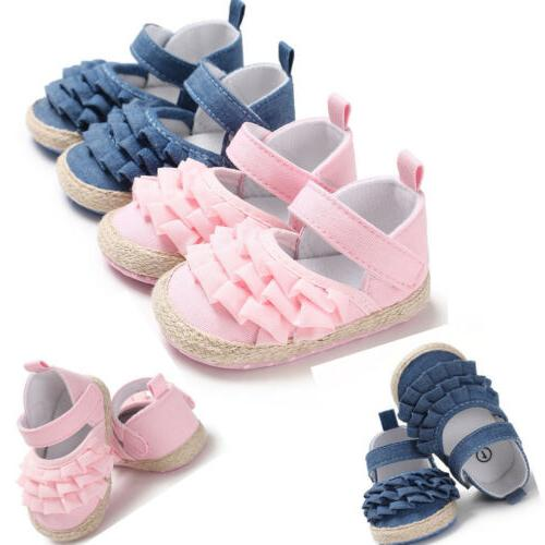 Hot Toddler Girl Shoes Soft Sneakers US