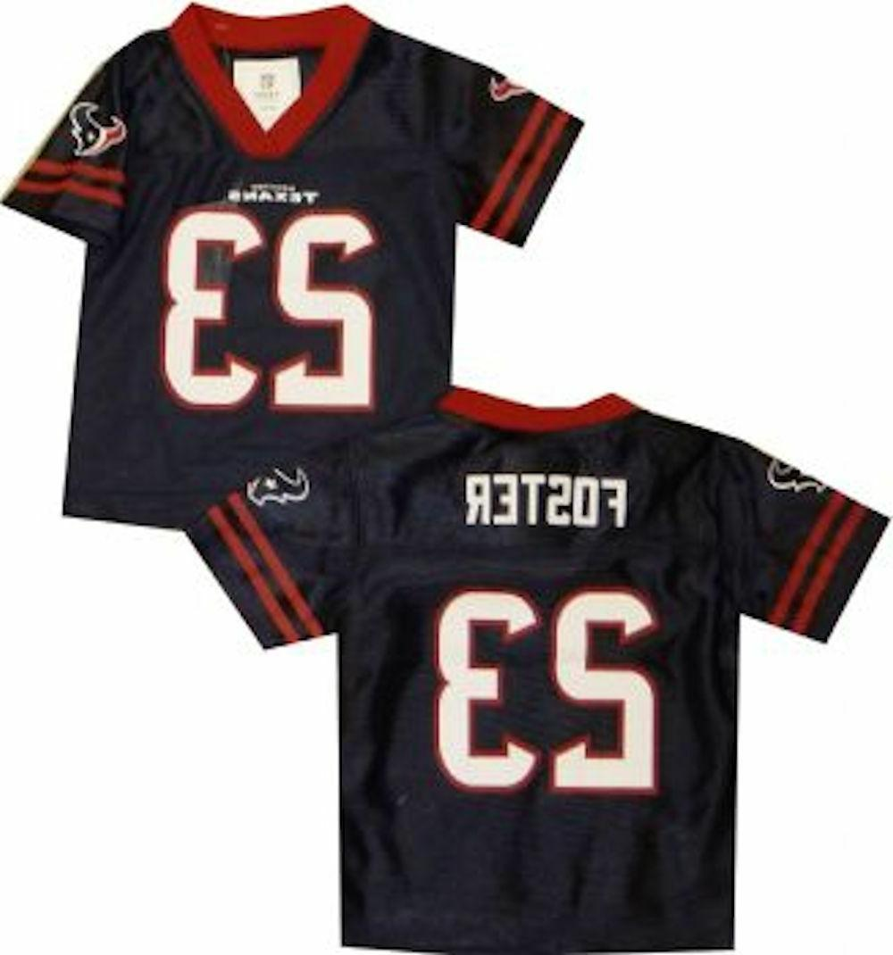 houston texans arian foster infant jersey closeout