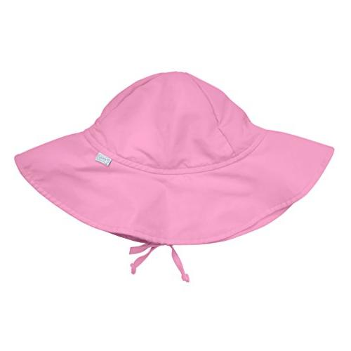 i play baby solid brim sun protection