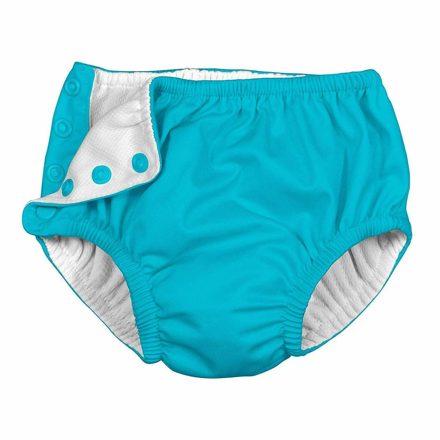 i play snap reusable swimsuit diaper size