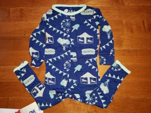 infant boy flag blue carnival coverall new
