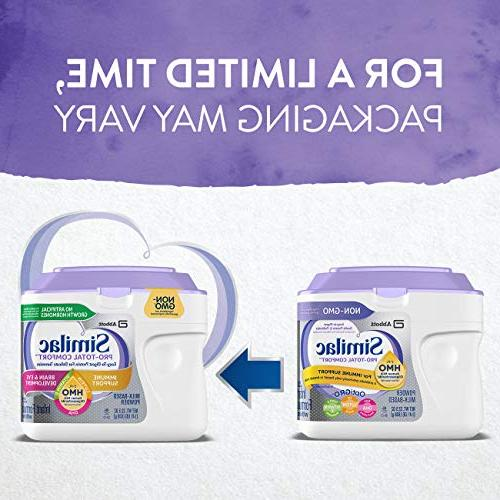 Similac Pro-Total Formula, Formula, with for