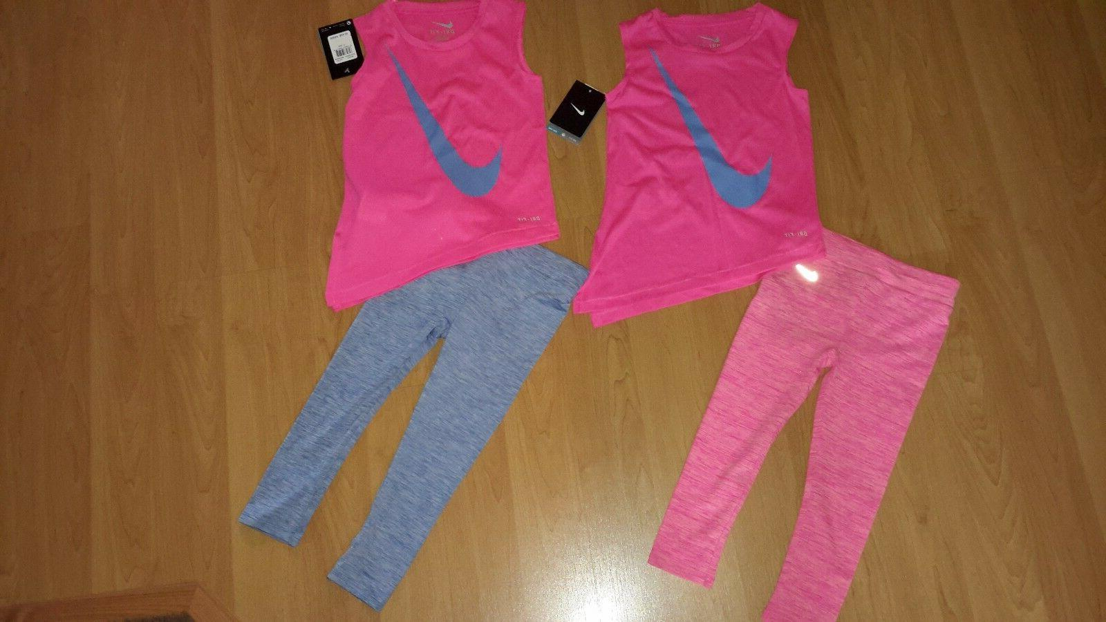 infant or toddler girls 2 piece outfit