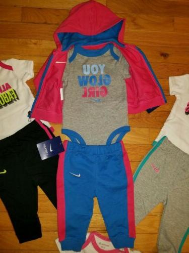 Infant Outfits Size 3-6 HUGE LOT 12