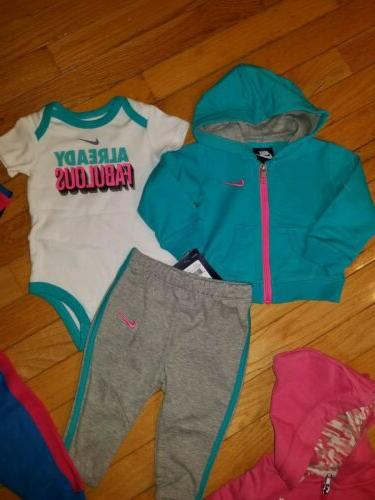 Infant Outfits Size LOT ITEMS Baby
