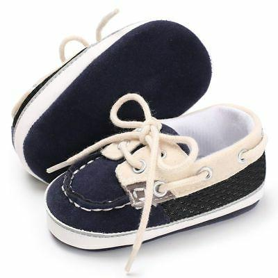 Infant Boy Crib Shoes 12 Months