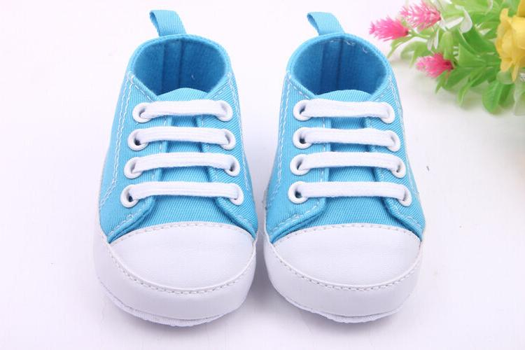 Infant Sneakers Baby Boys Crib Shoes Newborn 12Months