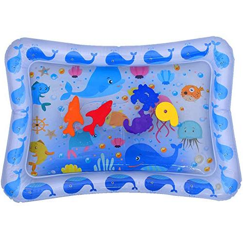 Inflatable Mat Infants Fun Activity Play Baby Toys for Ages and