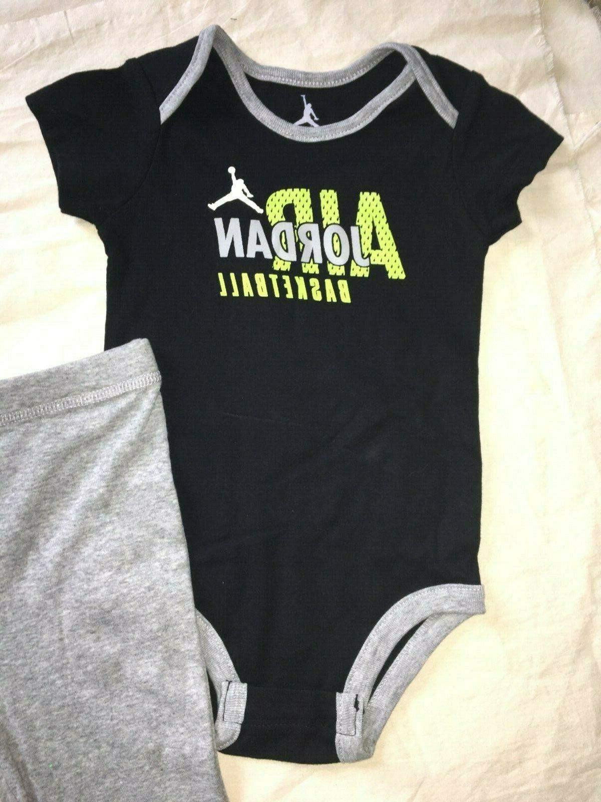 NIKE BODYSUIT SET MONTHS NEW