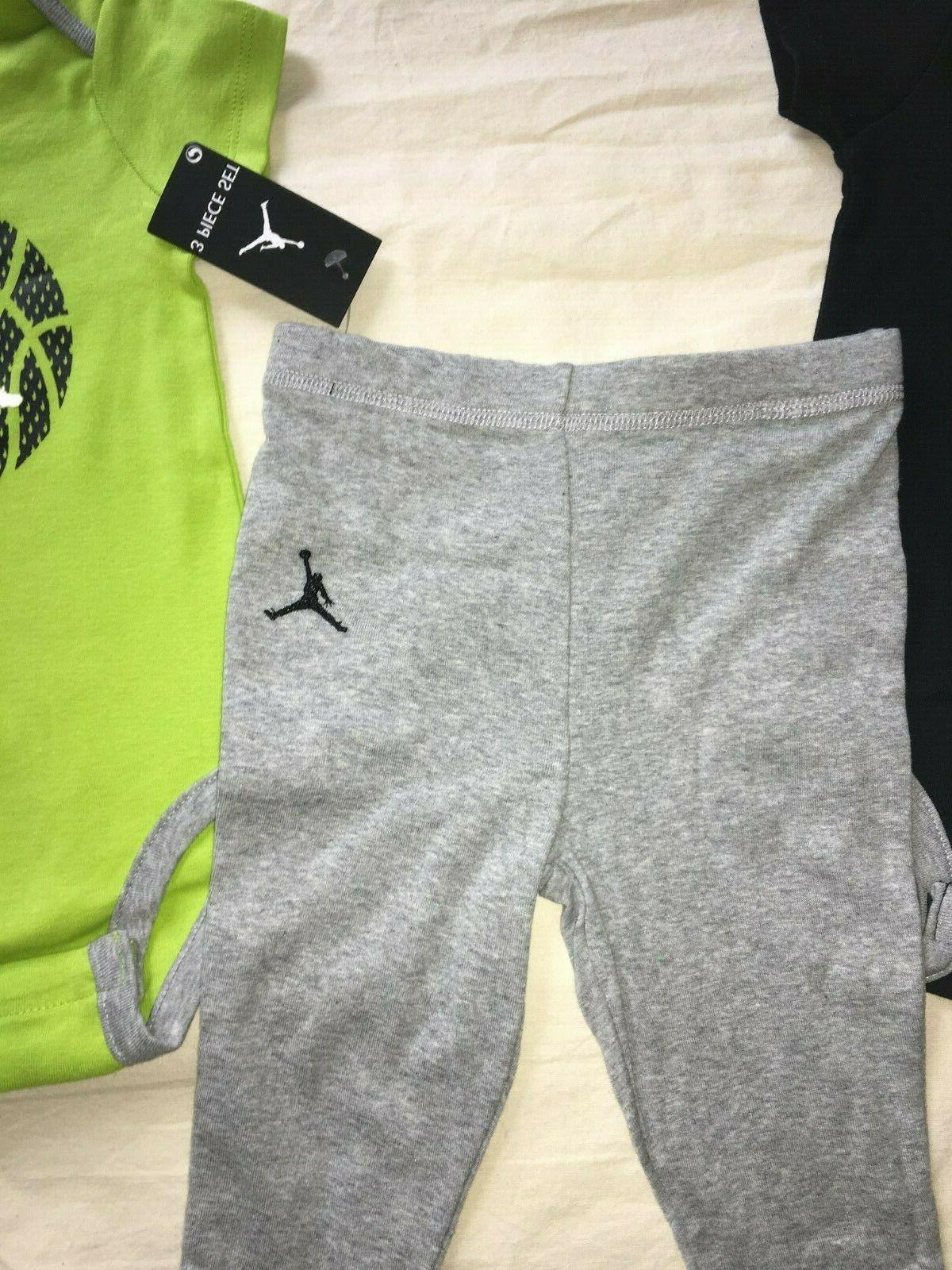 NIKE BABY BODYSUIT SHIRT PANTS SET OUTFIT MONTHS