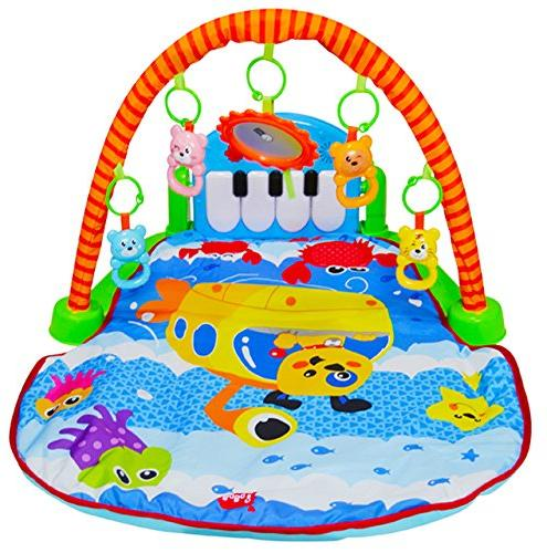 PLS Play Playmat, Toys, Included, 6 Old, Lights and Sounds