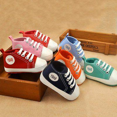 kids toddler crib shoes baby boy girl