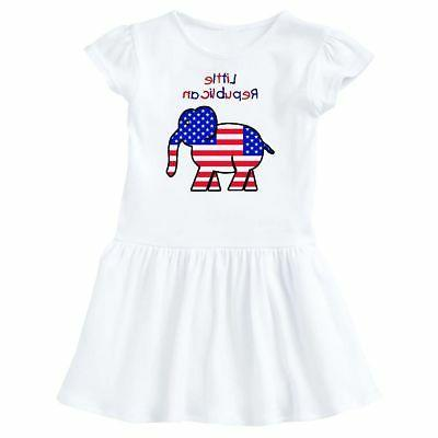 little republican infant dress elephant election presidentia