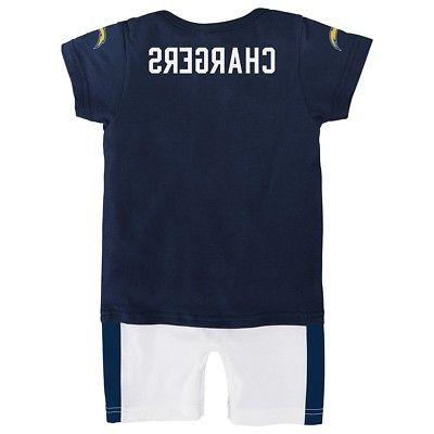 Los Chargers Outerstuff Infant Navy Blue