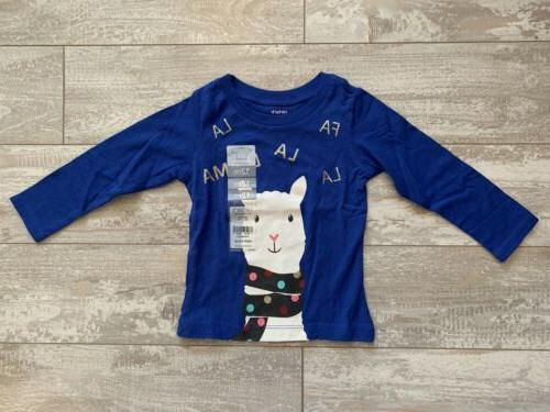 Lot 2 Carter's The Baby Long Sleeve Months NWT!