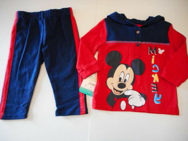 Mickey Mouse Baby boys outfits Boys clothes Pants Shirts Dis