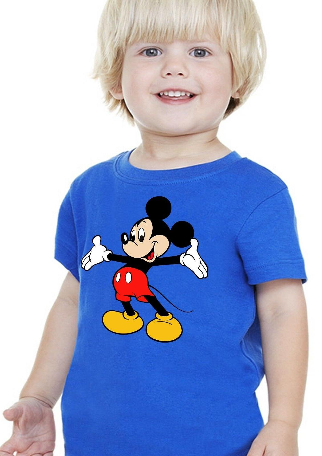 Disney Mickey Mouse Boy Shirt Mickey Mouse Outfit Mickey Mou