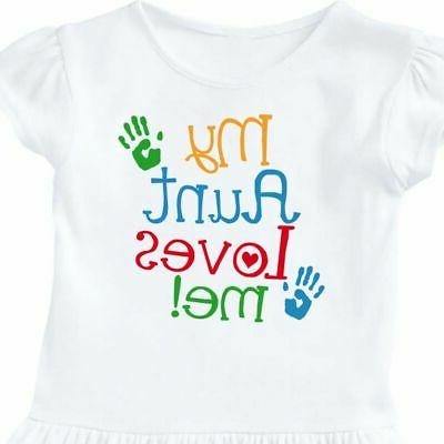 Inktastic My Aunt Me Outfit Auntie Childs Clothing Kids