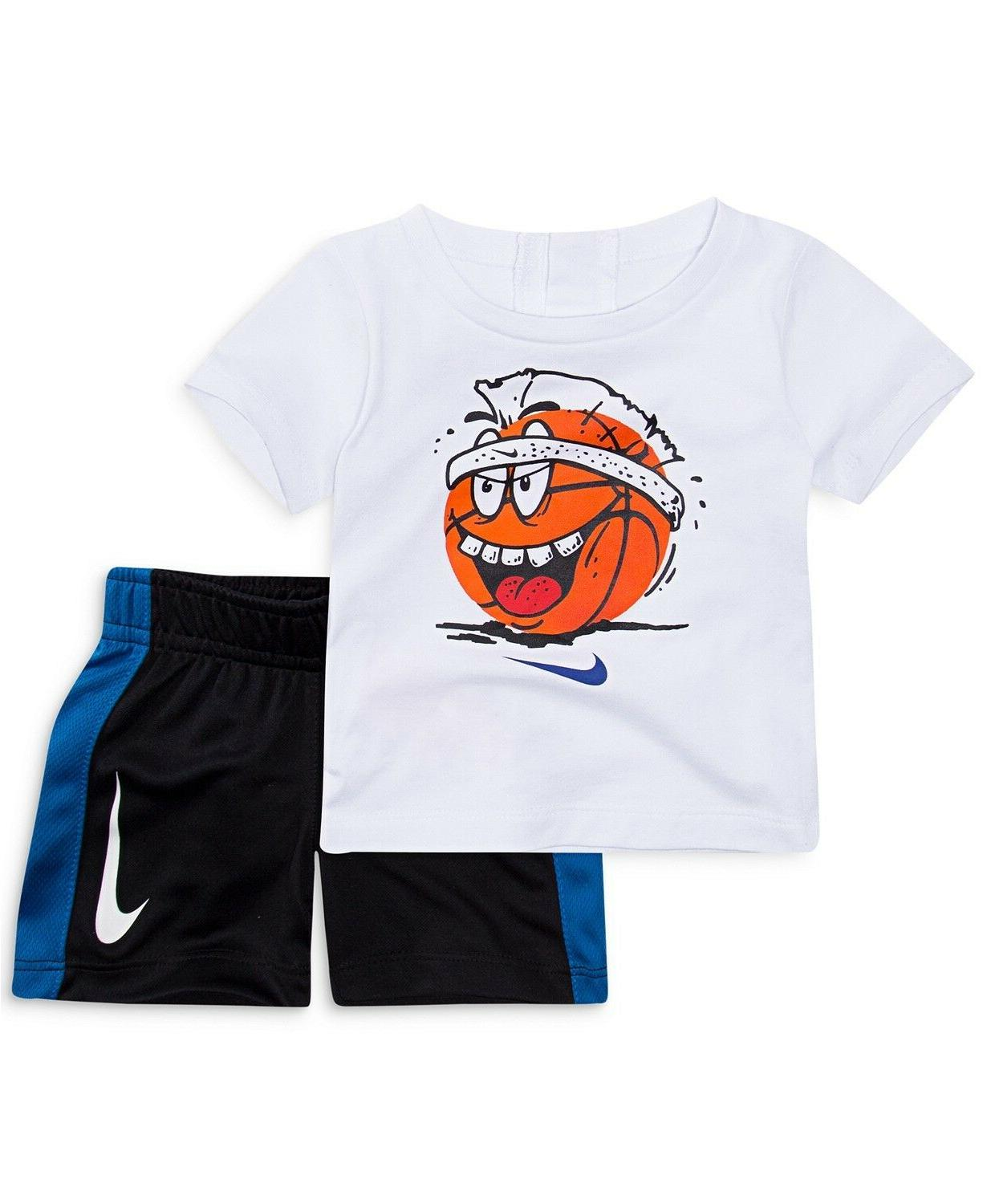 New Graphic & Shorts Set and Color