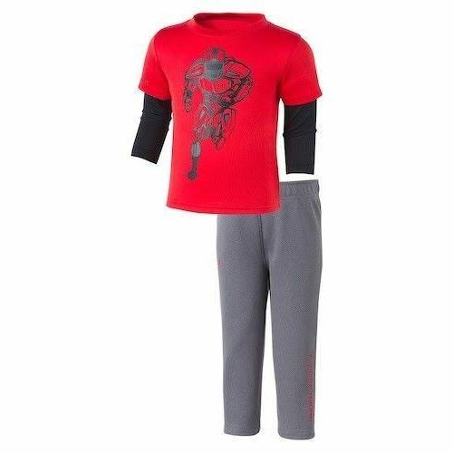 New Armour Baby Boys' and Set 12M, 24M
