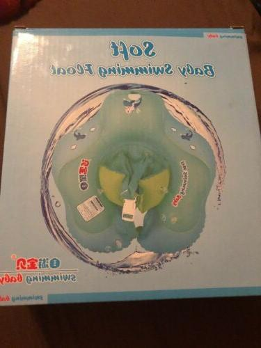New Baby Swimming Inflatable U-shape Ring Float Small Soft Month