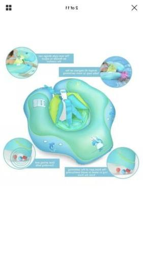 new baby swimming inflatable u shape ring