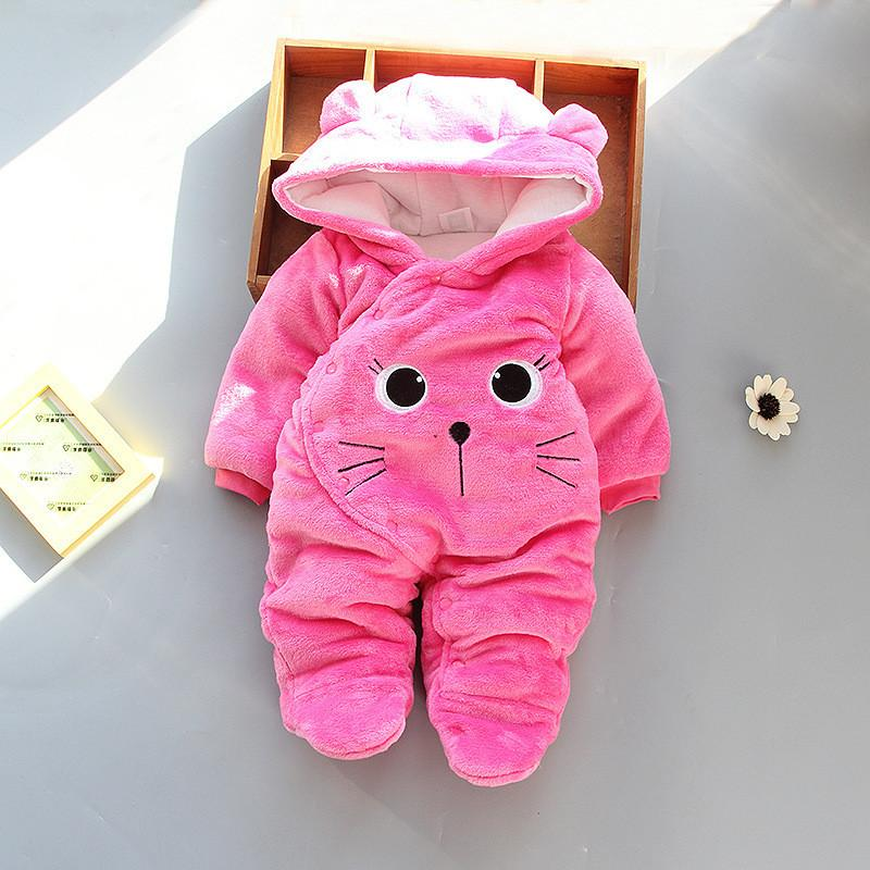 Lawadka Girl Baby Footies Winter Warm Newborn 6 Baby Boy