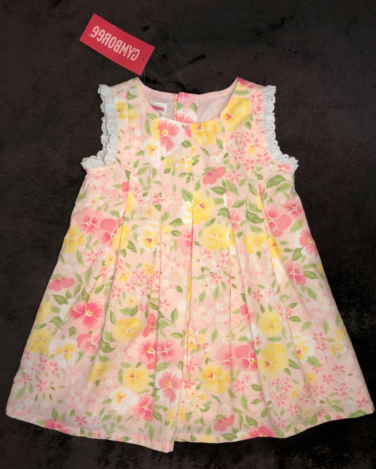 new dress sundress baby girls size 6
