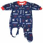New England Patriots 2018 Infant Footed Blanket Sleeper
