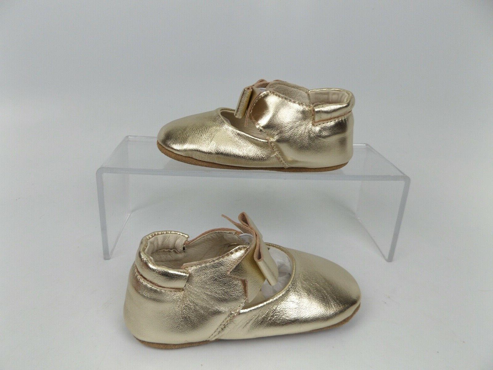 NEW! Sophia Leather Shoes 12-18 Months 1414