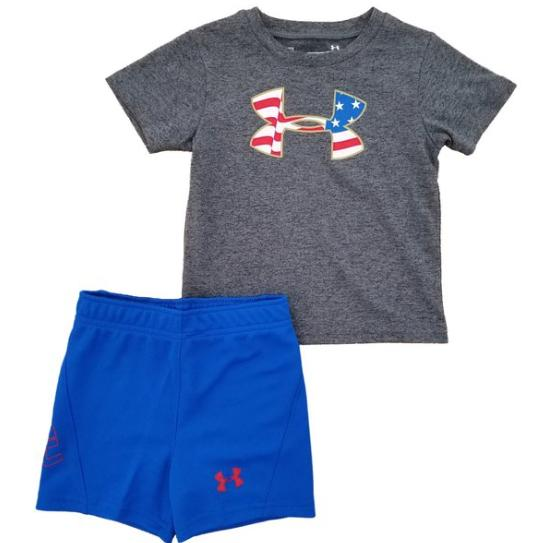 New Armour Boys 2 Size MSRP $28.00