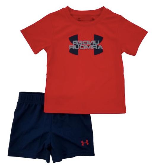 New Under Boys Shirt and 2 Set Choose Size