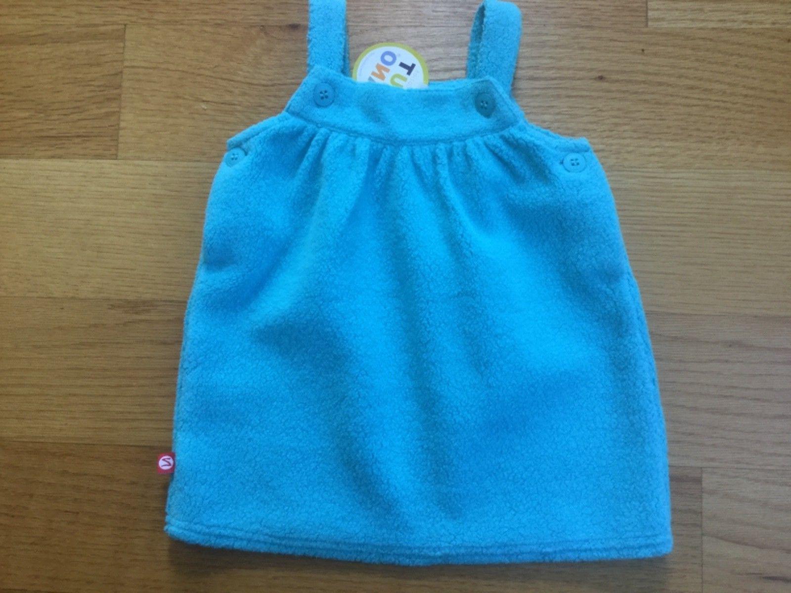new infant fleece dress size 6 12
