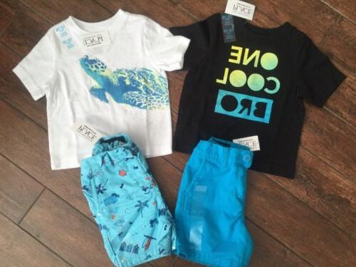 New- The Children's Boys 12-18 Months And Shirts