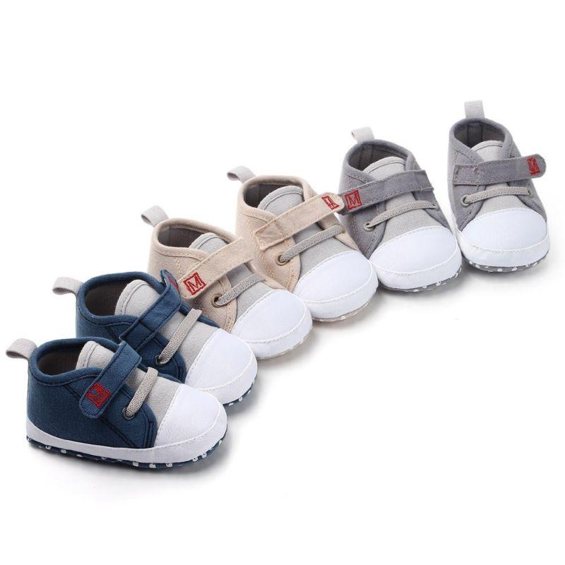 Newborn Baby Boys New Shoes Pre Shoes