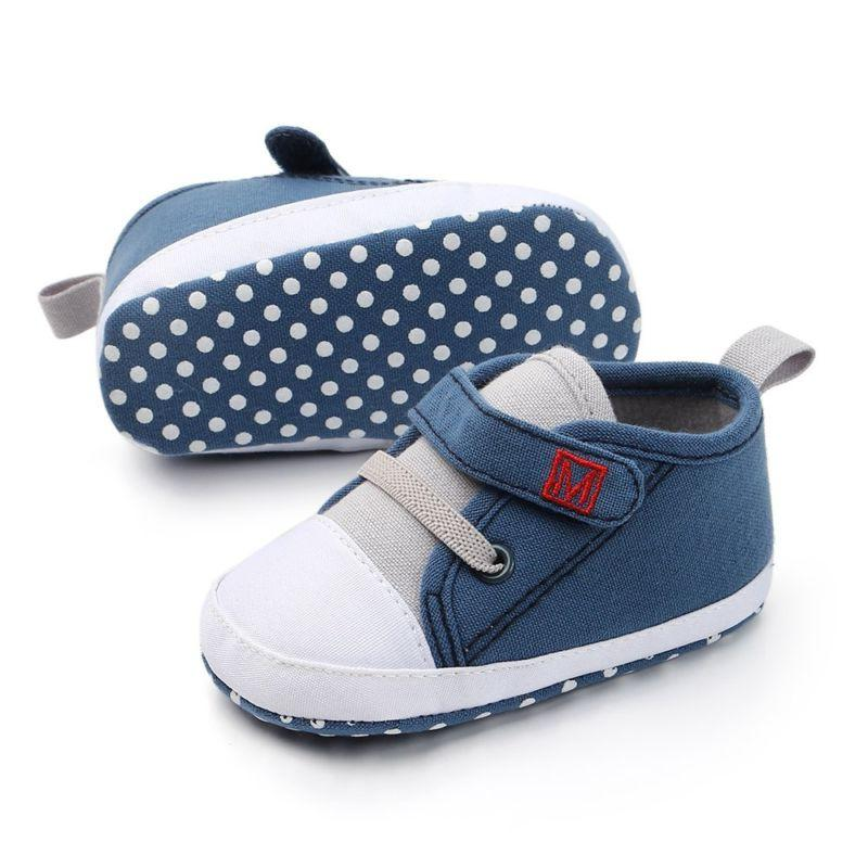 Newborn Baby Girls New Pre Soft Shoes High