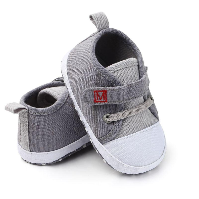 Newborn Baby Girls New Shoes Letter Pre Shoes High