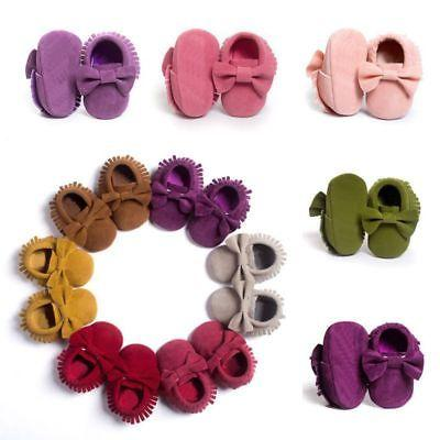 newborn baby girl soft sole crib shoes