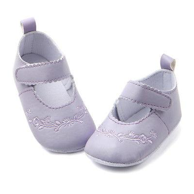 Newborn Pram Shoes Kids Sole Walkers Sneaker KI