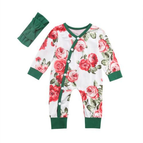 Newborn Romper Outfits Clothes
