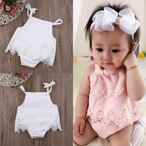 Canis Newborn Lace Outfits