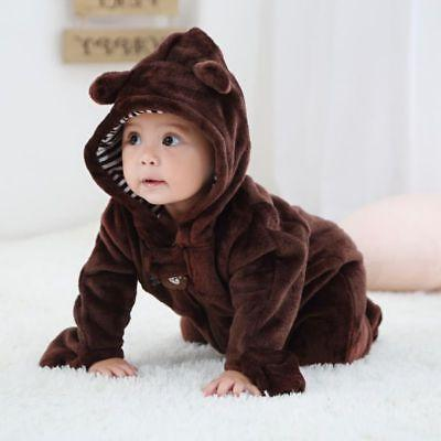 Newborn Kid Boy Jumpsuit