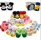 Newborn Slipper Shoes Boots Anti-slip Socks Cartoon for Baby