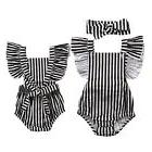 Newborn to 24 Months Infant Baby Girl Clothes Romper Jumpsui