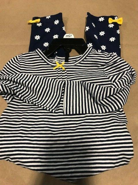 nwot girls 2 piece set size 12