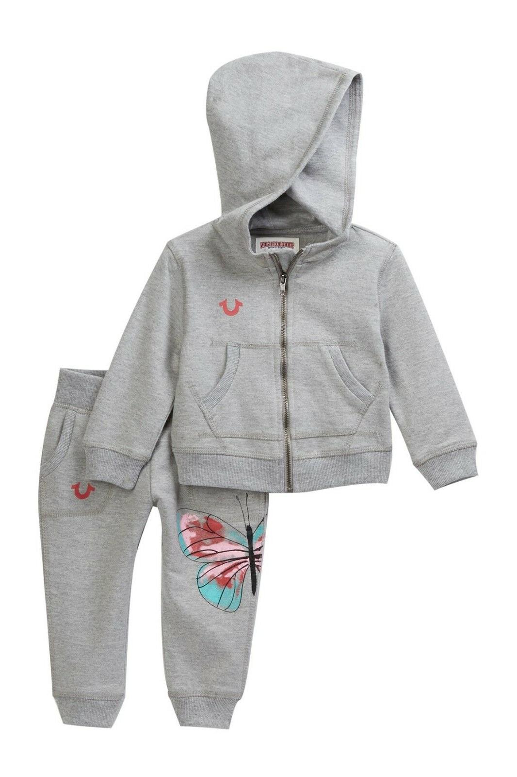 nwt 79 french terry sweatsuit baby girls