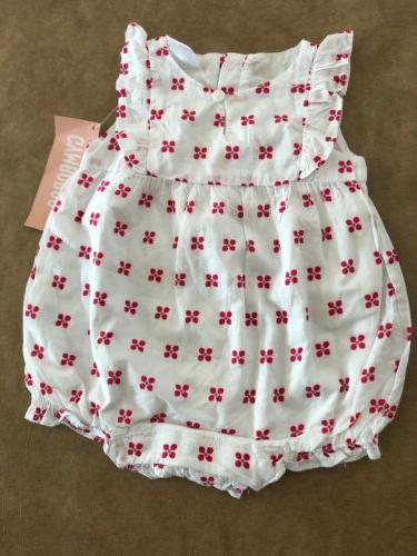 NWT baby romper 0 3 24